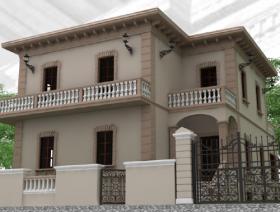 Stellapol toscana profili decorativi cornici in polistirolo - Decori per finestre esterne ...